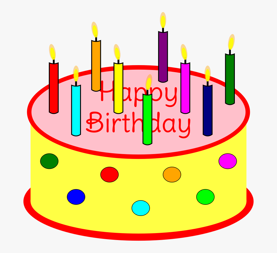 Bing clip art with. Candles clipart birthday cake