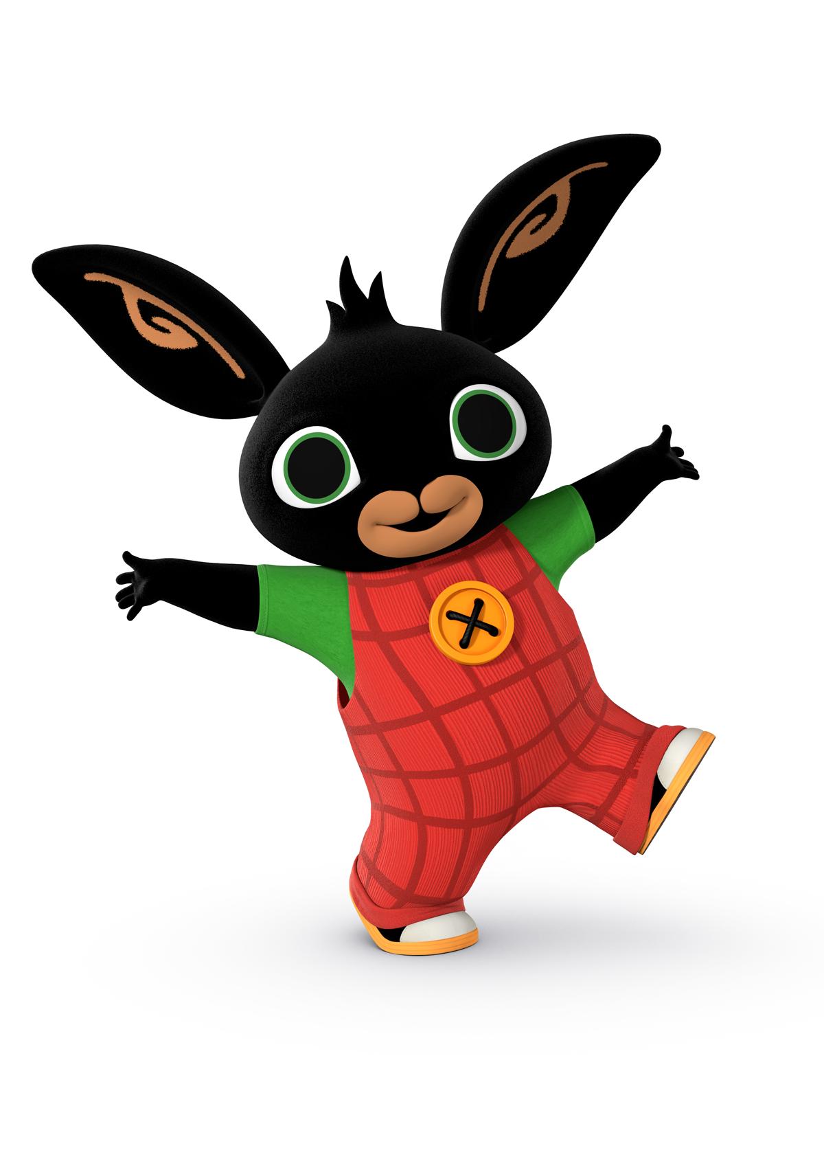 Bing clipart character. Bunny colouring sheets same