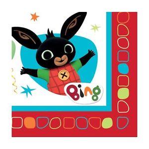 Bing clipart children's. Bunny luncheon napkins cm