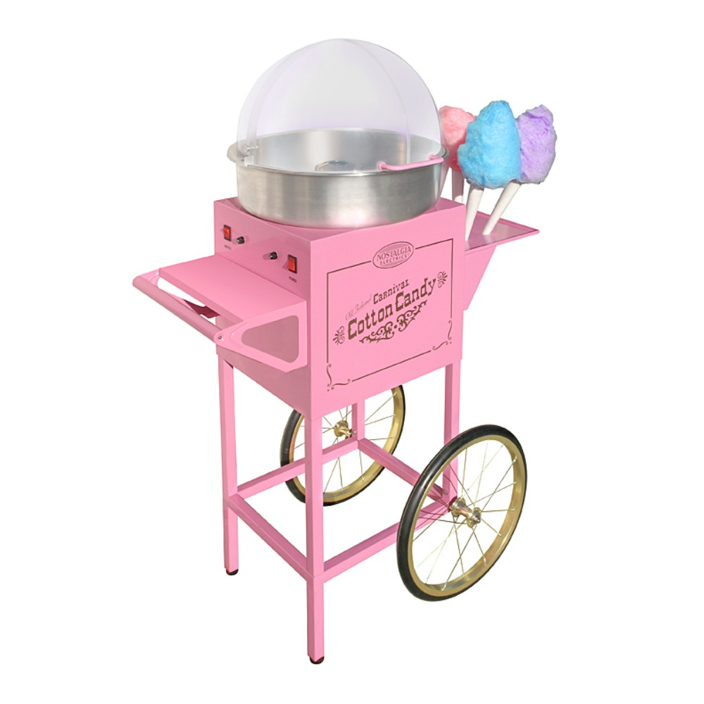 Bing clipart cotton candy. Maker nostalgia electrics ccm