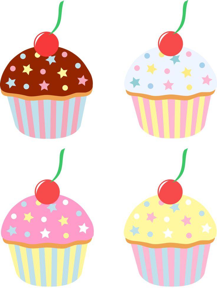 Bing clipart cupcake.  best sweet clip