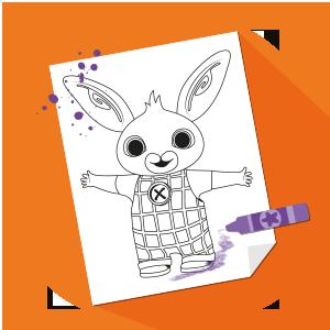 Meet pando bunny . Bing clipart drawing