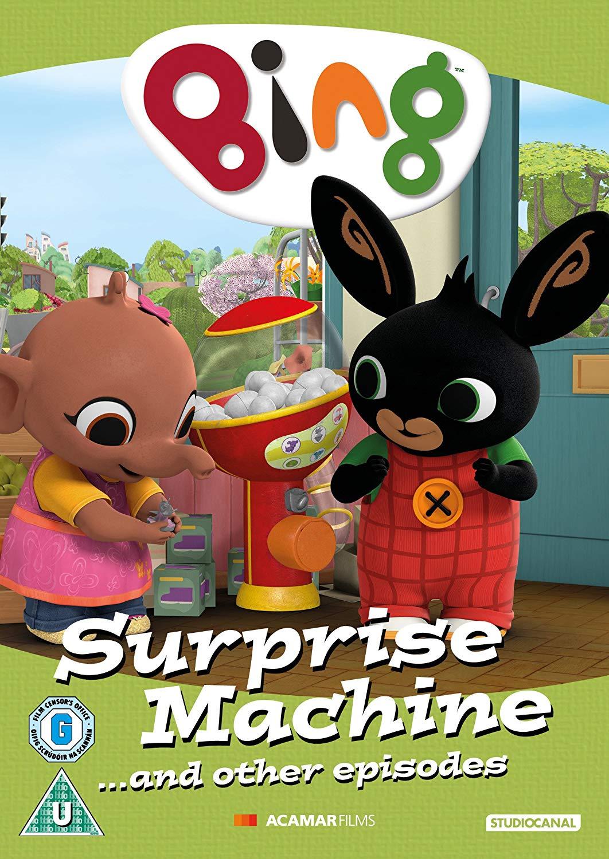 Bing clipart dvd. Surprise machine amazon co