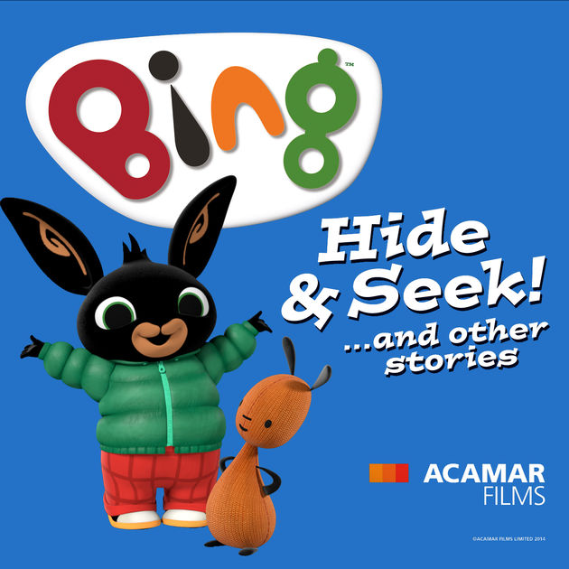 Hide seek on itunes. Bing clipart episode