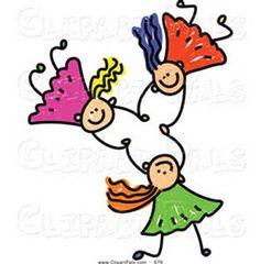 Sisters holding hands images. Bing clipart friend