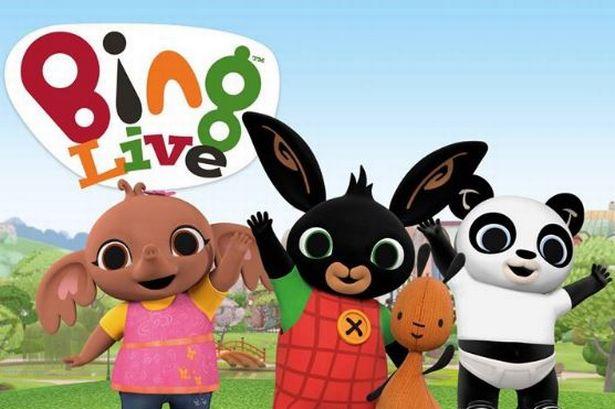 Bing clipart iplayer. Cbeebies live is going