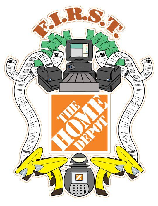 best home depot. Bing clipart logo