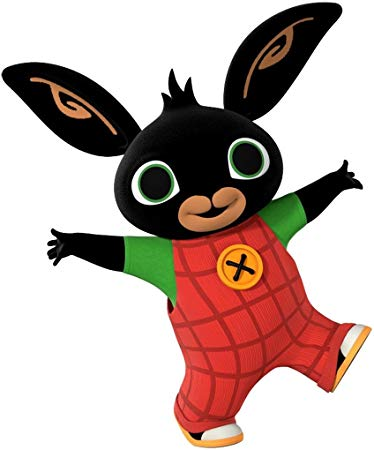 Bing clipart mascot. Amazon com bunny decal