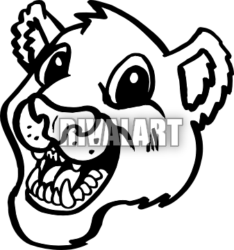 Bing clipart mascot. Panther designs as a