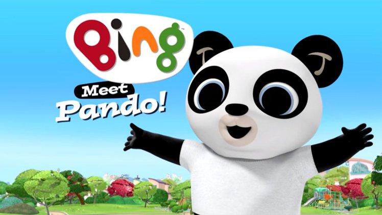 Bing clipart pando. Why does remove his