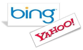Bing clipart powered. Yahoo search is now