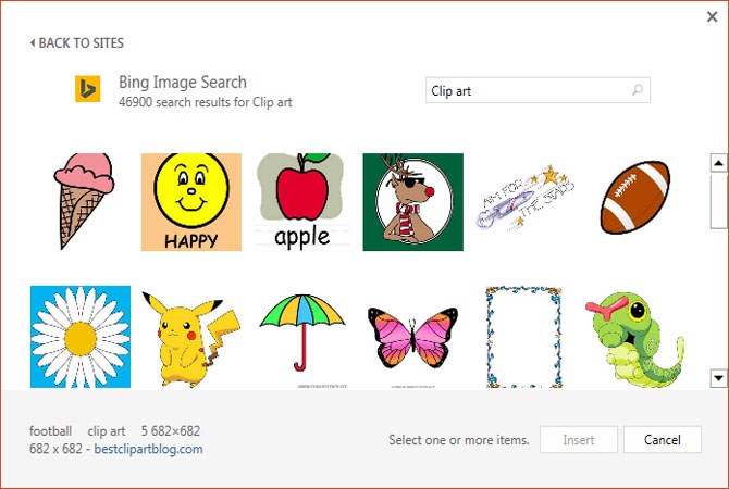Rip microsoft killed and. Bing clipart powerpoint