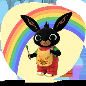 Watch bunny rainybow bingsters. Bing clipart rabbit