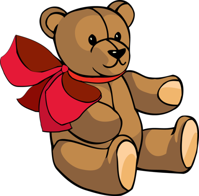 Graphic design clip art. Bing clipart teddy