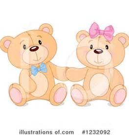Bears clip art borders. Bing clipart teddy