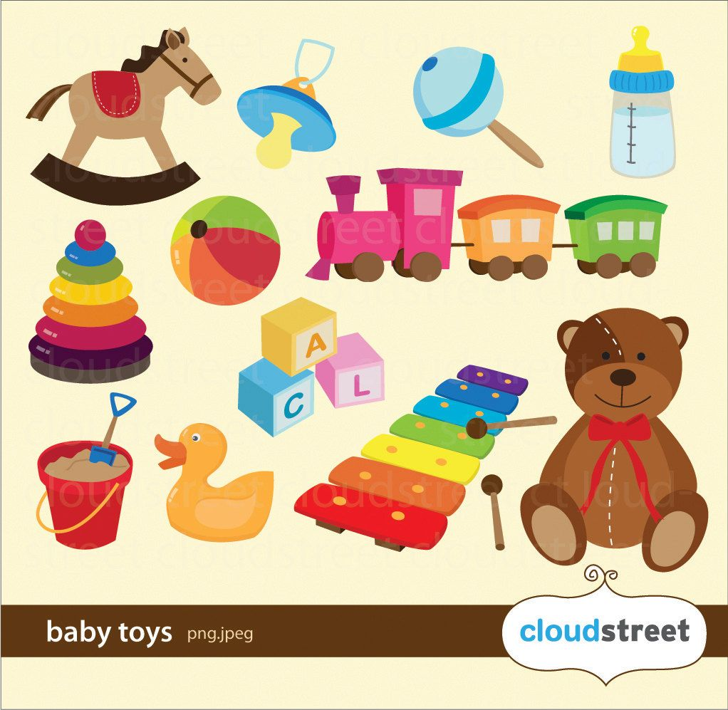 Bing clipart toy. Buy get free baby