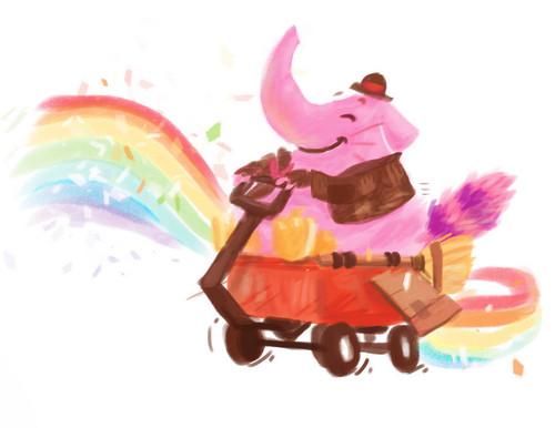 Pixar images Bing Bong HD wallpaper and background photos
