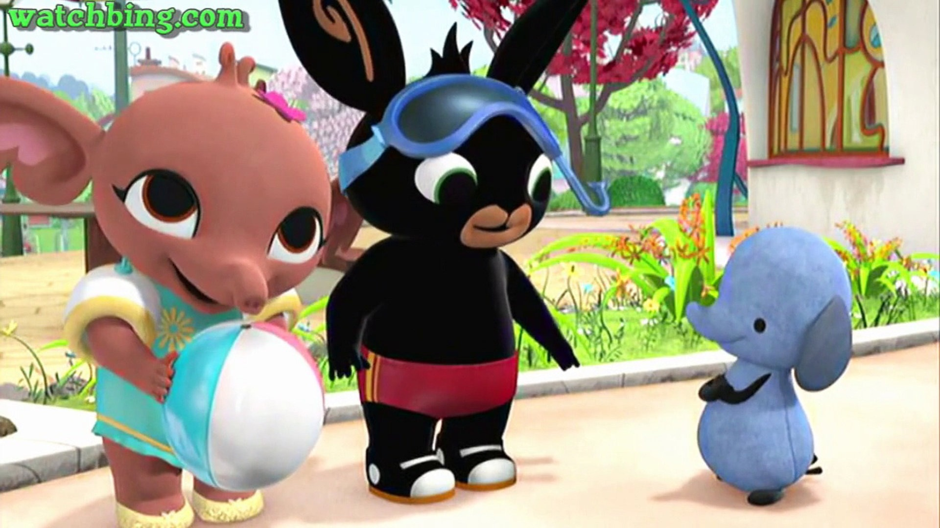 Paddling pool episodes bunny. Bing clipart zula