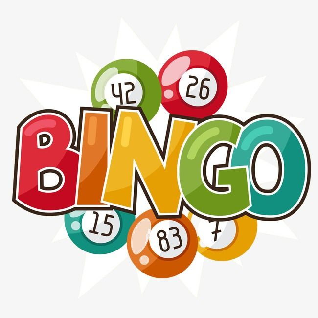Bingo clipart. Digital ball lotto lottery