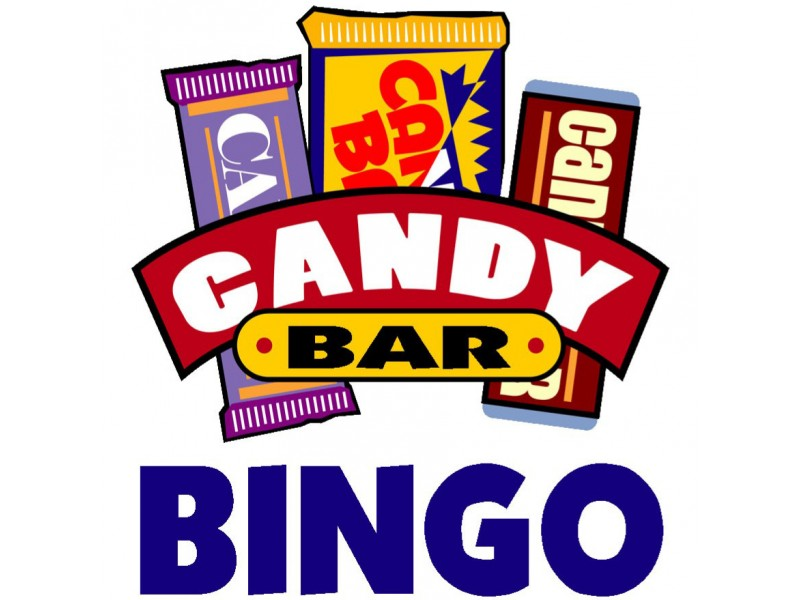 Town of chestertown candy. Bingo clipart april