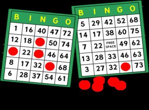 Bingo clipart april. Free download clip art