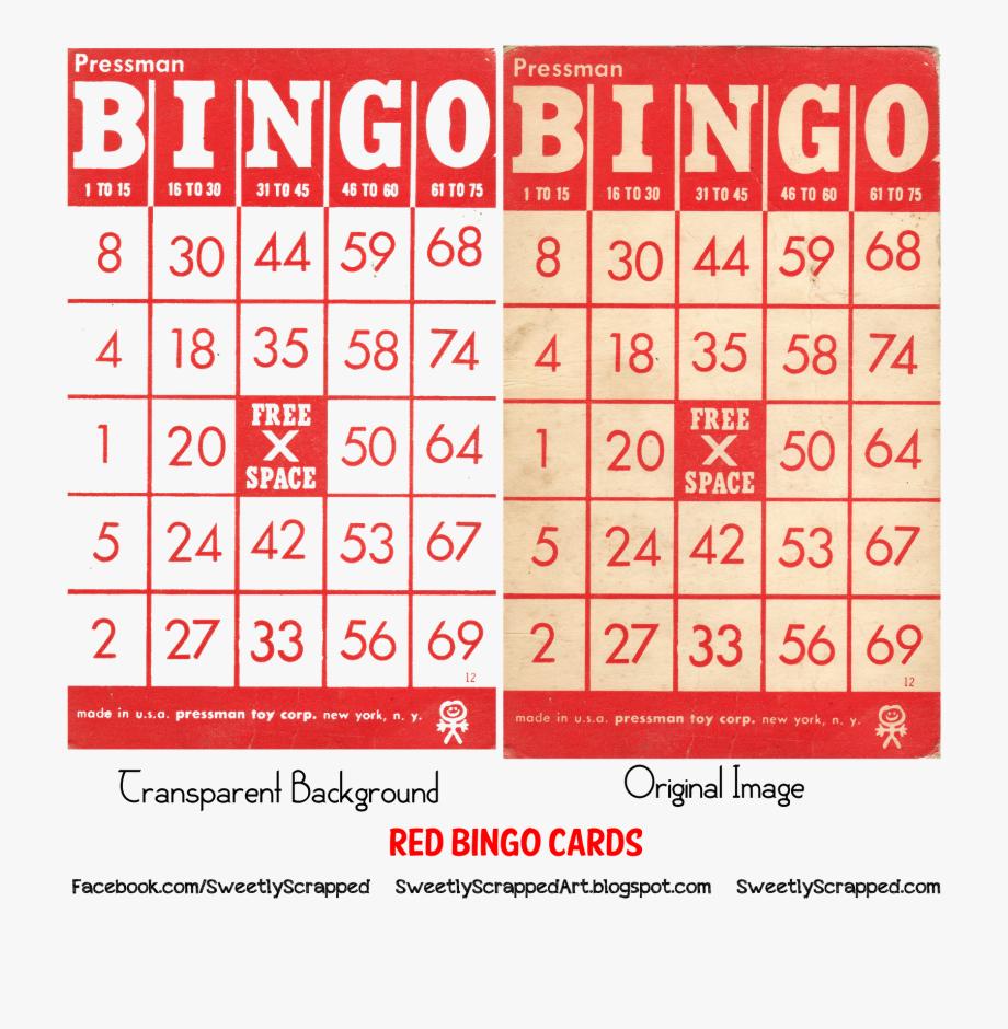 Bingo clipart bingo board.  free vintage cards