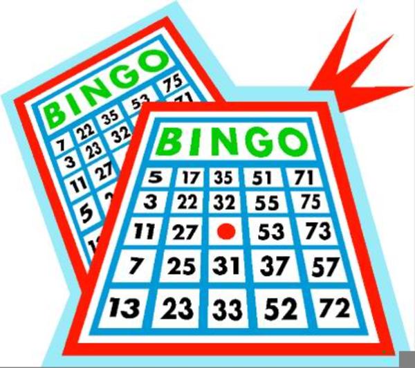 Bingo clipart bingo card. Free images at clker