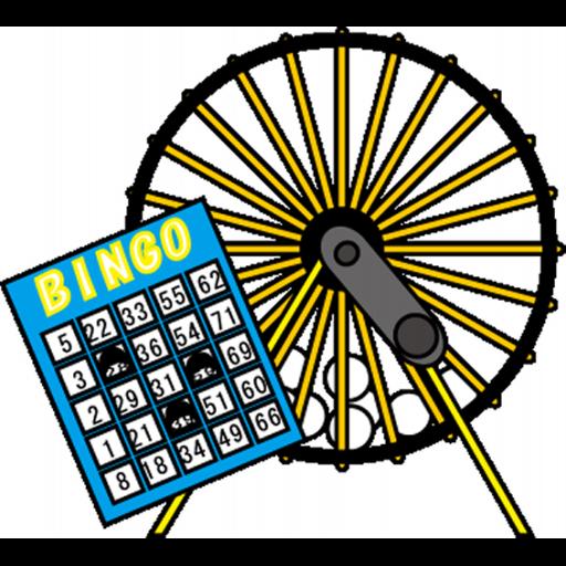 . Bingo clipart bingo machine