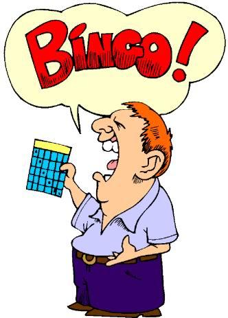 Clip art clipartix . Bingo clipart cartoon