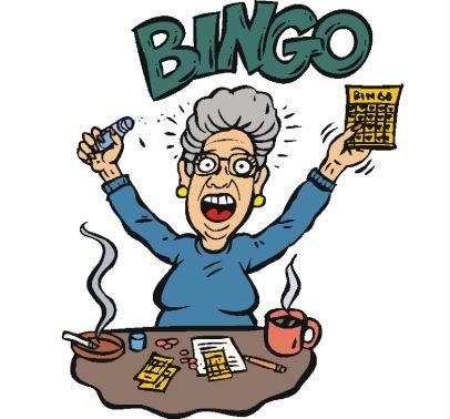 Bingo clipart cartoon. Clip art dromggi top