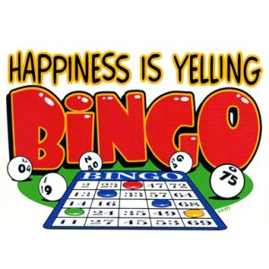 Cash clipart bingo. To play on facebookthe