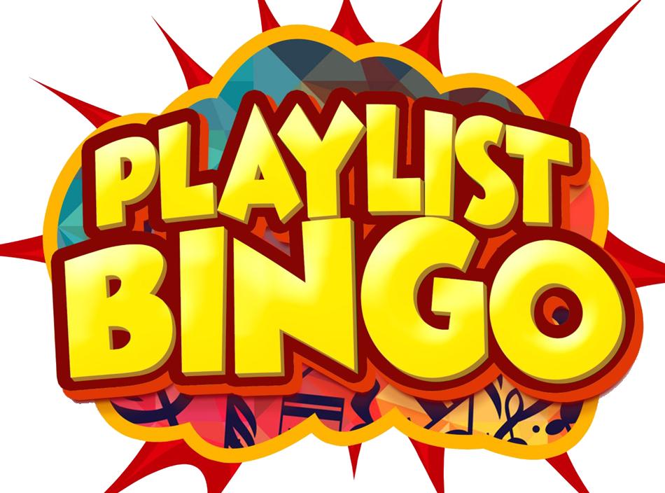 Game show playlist neon. Bingo clipart diversity inclusion