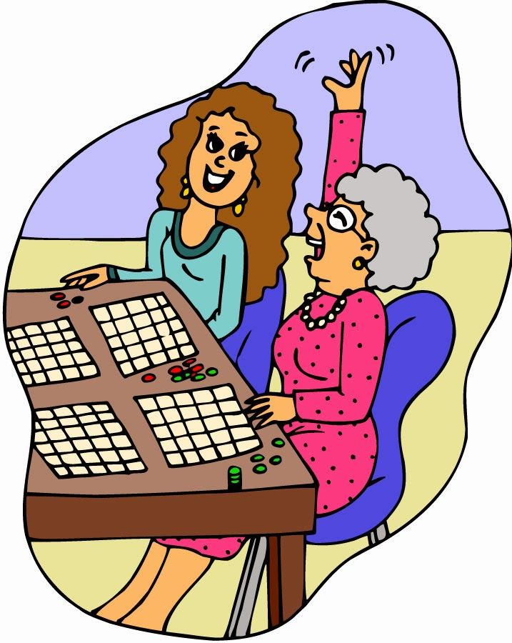 Cliparts brother free download. Bingo clipart geriatric