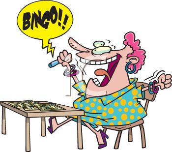 Bingo geriatric