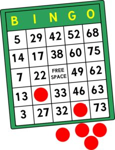 best nursing aged. Bingo clipart geriatric