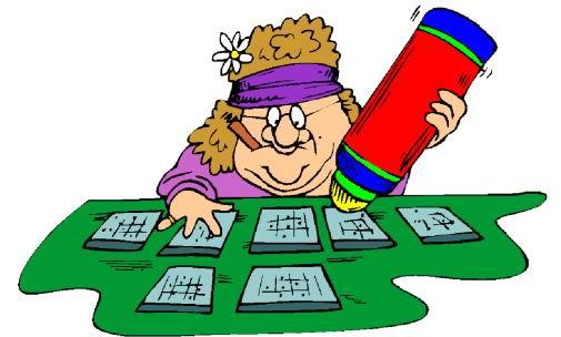 Clip art entertainment picgifs. Bingo clipart green
