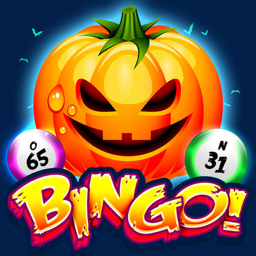 Party games by dynamic. Bingo clipart halloween
