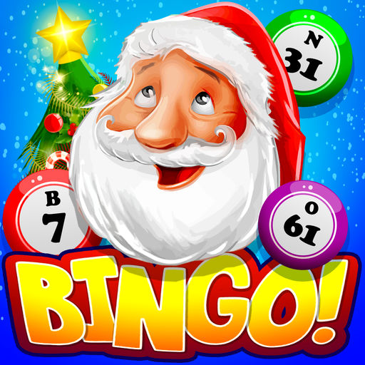 Christmas by dynamic games. Bingo clipart holiday
