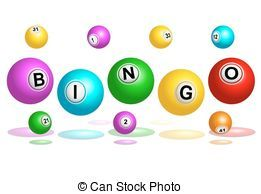 Bingo clipart holiday. Clipartcow craft