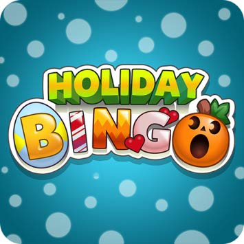 Free game . Bingo clipart holiday