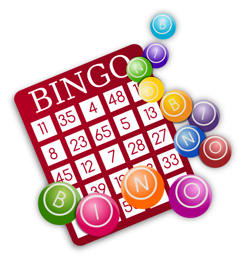 Public domain clip art. Bingo clipart keyword