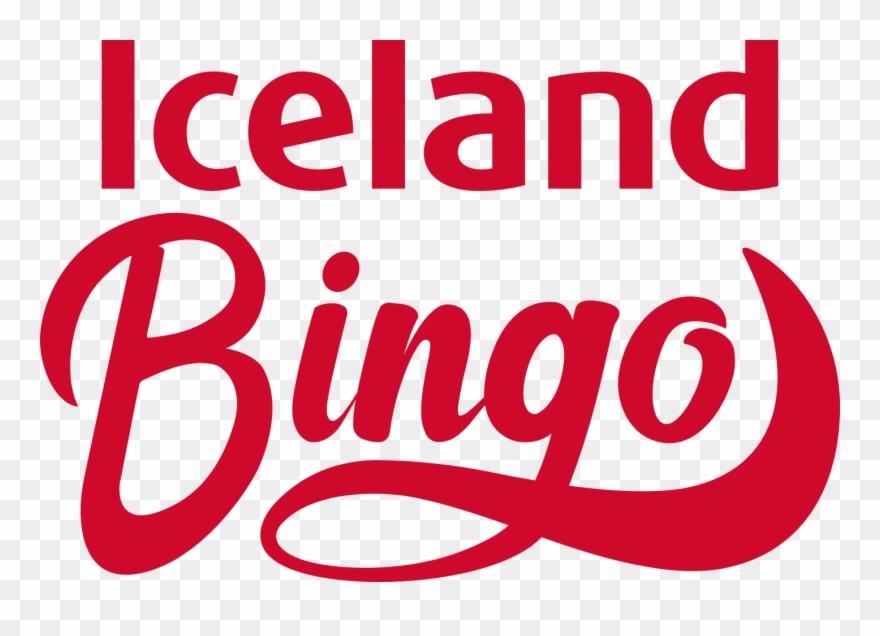 Bingoiceland game pinclipart . Bingo clipart logo