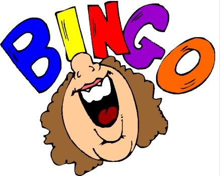 best ptsa night. Bingo clipart merchandise