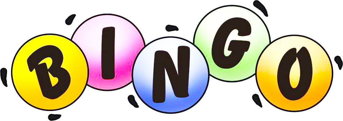 What s happening and. Bingo clipart spring