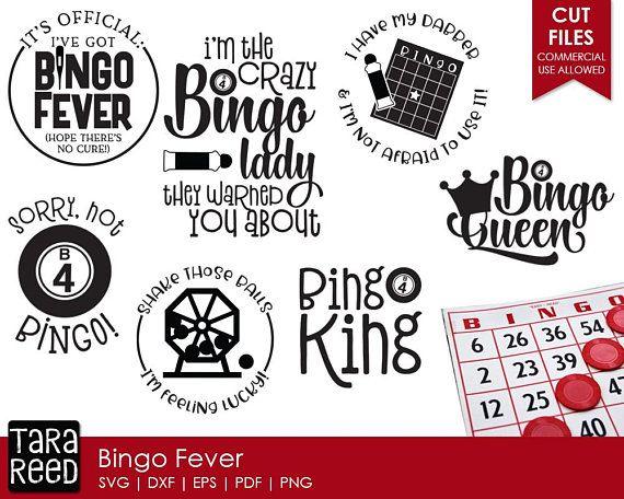 Pin on files bundles. Bingo clipart svg