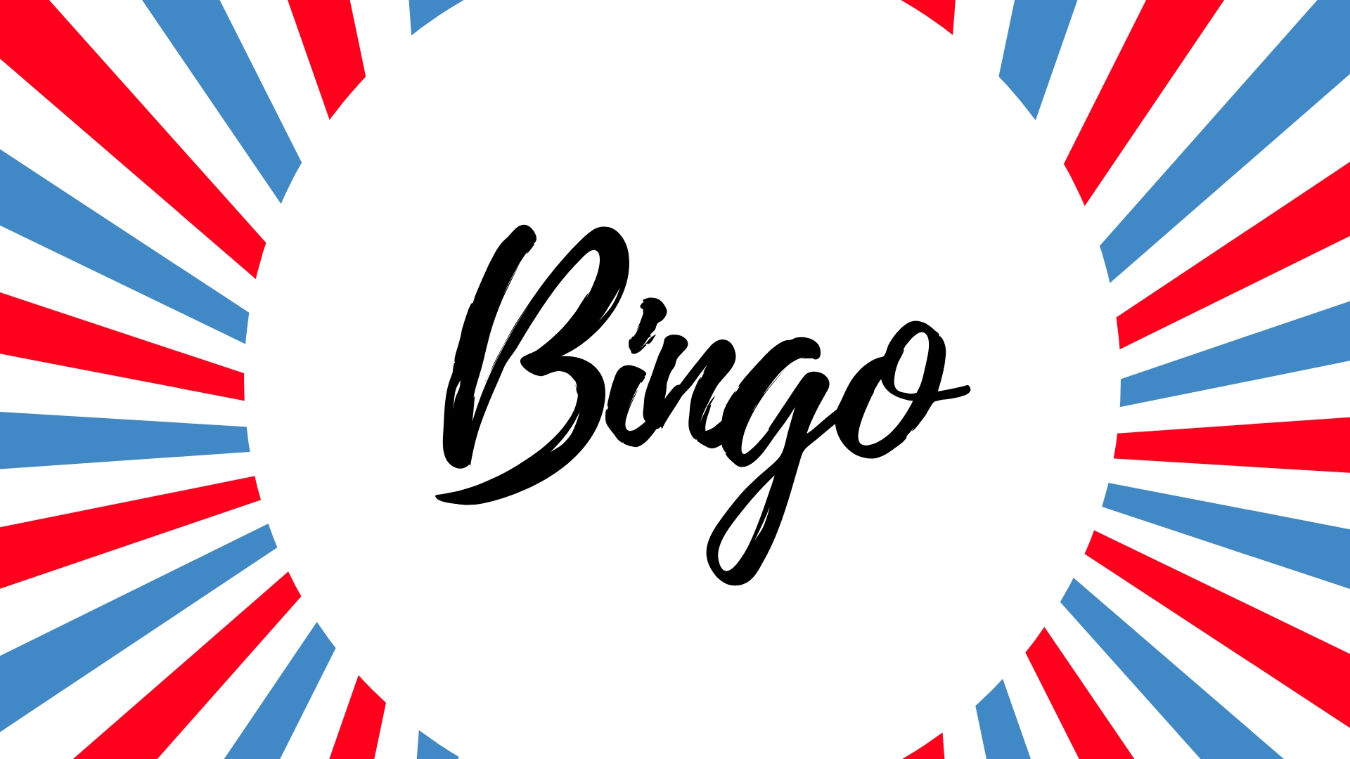 Bingo clipart tomorrow. Us army mwr fs