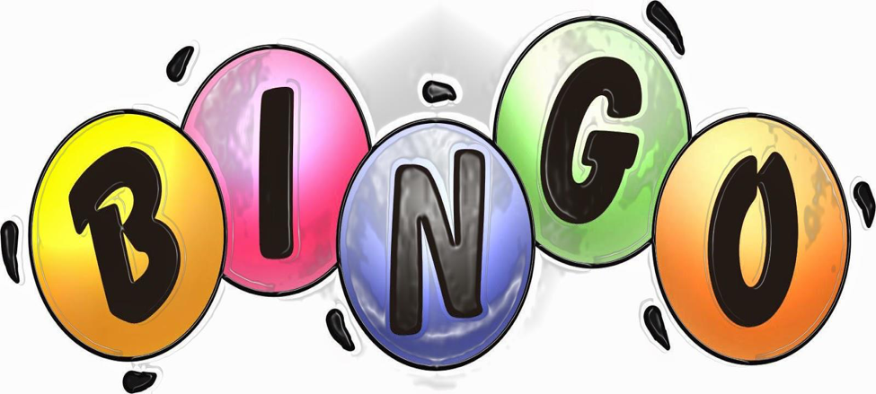 Bingo clipart tomorrow. Thursday night martic elementary