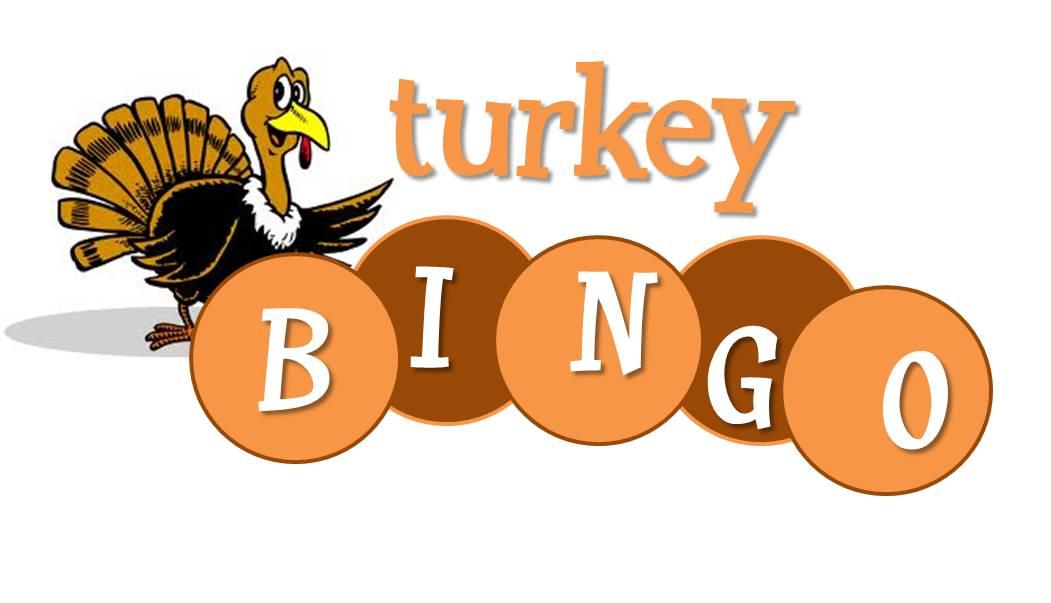Bingo clipart turkey.