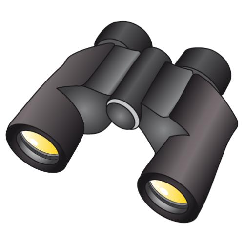 Free binoculars cliparts download. Binocular clipart