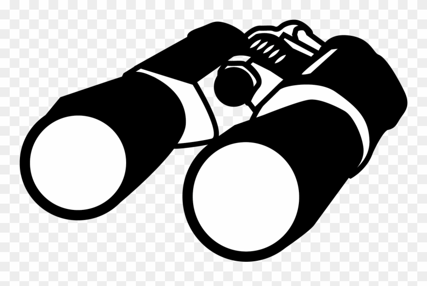 Binocular clipart. Jpg transparent download vw